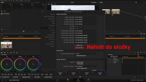 Davinci Resolve instalace